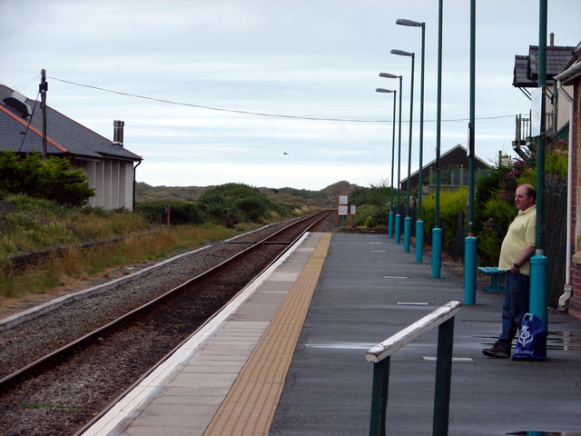 Aberdovey Railway Station