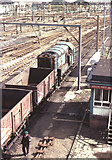 TQ2182 : Shunting at Willesden by Martin Addison