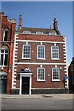 TF3243 : The Custom House by Richard Croft