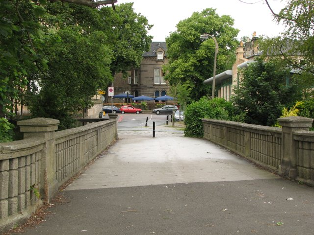 Bridge, Water of Leith
