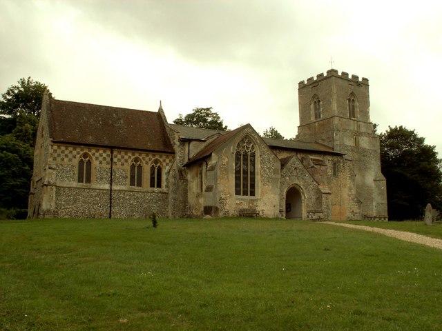 St. Botolph's church, Hadstock, Essex