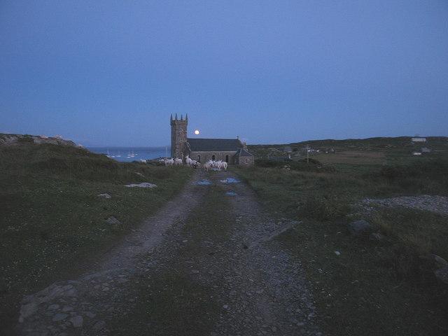 Arinagour Church, Coll