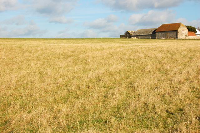 Farm buildings, Alfriston Road, just North of Seaford
