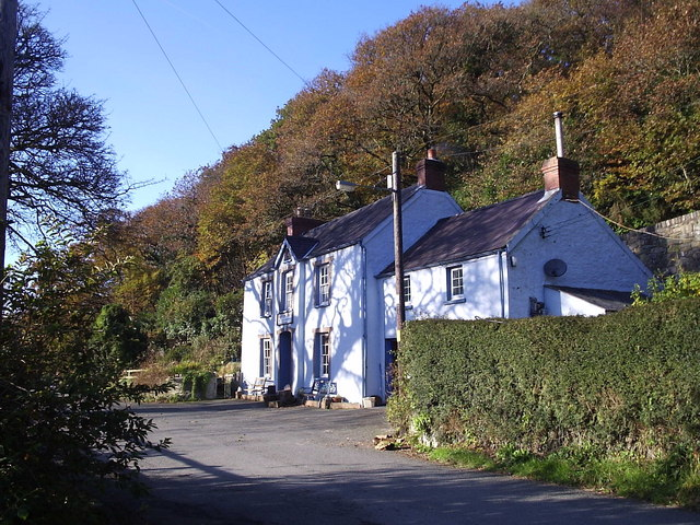 The Dyffryn Arms, Pontfaen, a.k.a. Bessie's