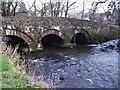 SM9835 : Llanychaer Bridge by ceridwen