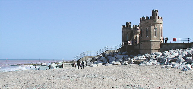 The Sandcastle, Withernsea