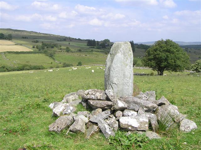 Ogham Stone, Aghascrebagh