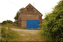 S8005 : Old lifeboathouse at Fethard by Albert Bridge
