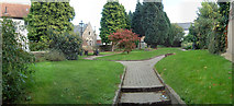 ST5394 : Hollins Close Garden, Chepstow by Roy Parkhouse