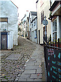 ST5393 : Hocker Hill Street, Chepstow by Roy Parkhouse