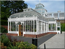 TQ3473 : The Conservatory, Horniman Museum by Danny P Robinson