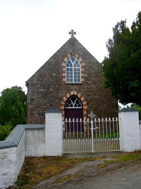 Chapel Hill, near Inistioge, Co. Kilkenny