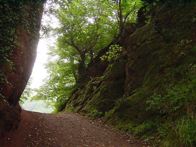 Severn Way, Blackstone Rock