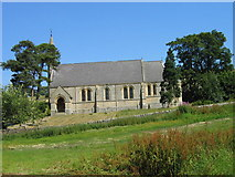 NY9038 : St. Andrews Church, Westgate by Les Hull