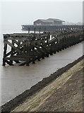 TA1228 : Riverside wharves at Alexandra Dock, Hull by Paul Glazzard