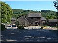 SJ1824 : Llangedwyn Mill by Derek Harper