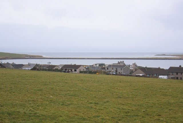 Burray Village and Churchill Barrier 4