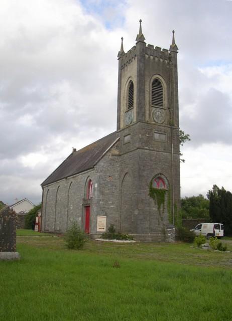 Former church, Knocktopher, Co. Kilkenny