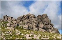 NJ1301 : Ben Avon Summit Tor by Hill Walker