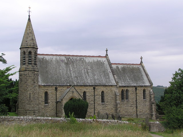St.Michael and All Angels : Hudswell