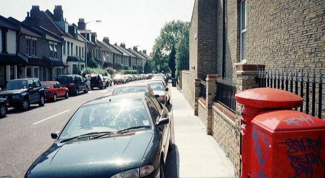 Pavement Parking in Devonshire Road