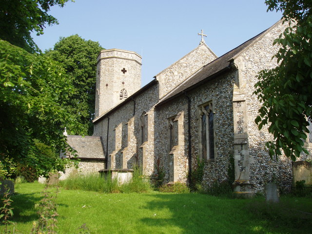 Kettlestone Church