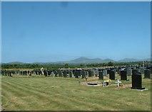 SH3434 : Graveyard by David Medcalf