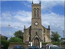 SJ8748 : Christ Church, Cobridge by Steve Lewin