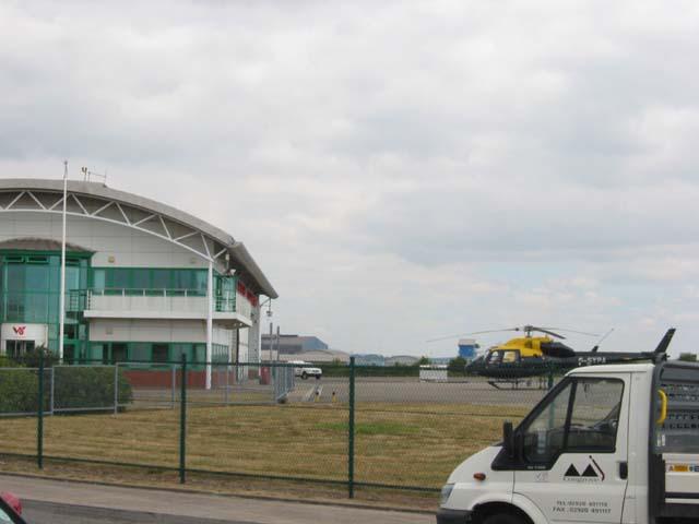 Cardiff Heliport