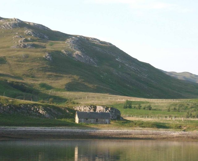 Cruib Lodge, Loch Tarbert, Jura