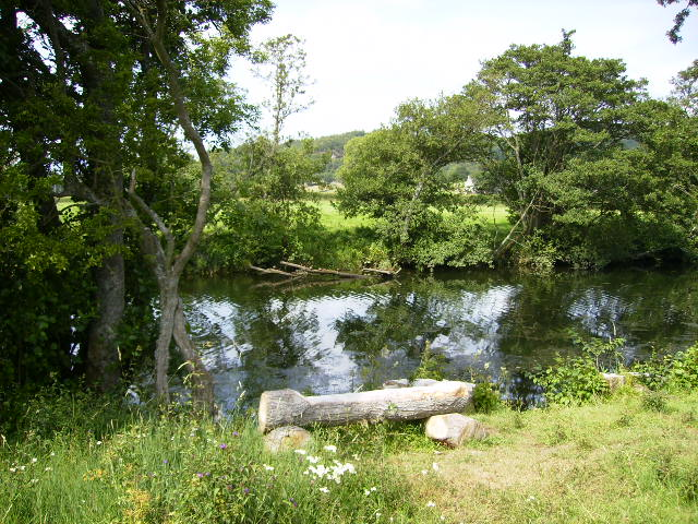 The River Leven near Low Wood