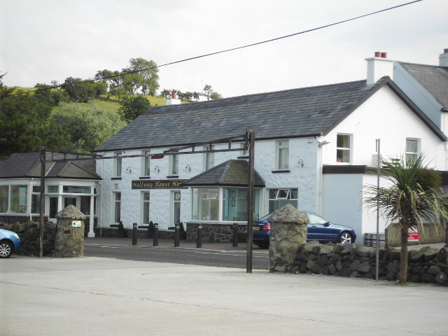 Halfway House Hotel Ballygalley