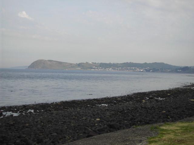 Rocky Beach near Ballygalley