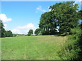 SE6891 : View across field to Harland Beck House by Phil Catterall