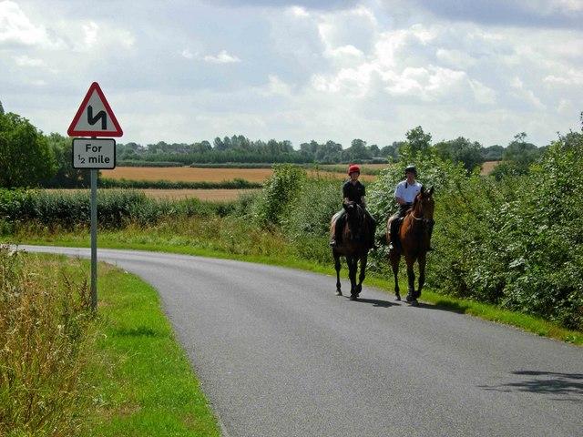 Horse Riding near Broughton Astley