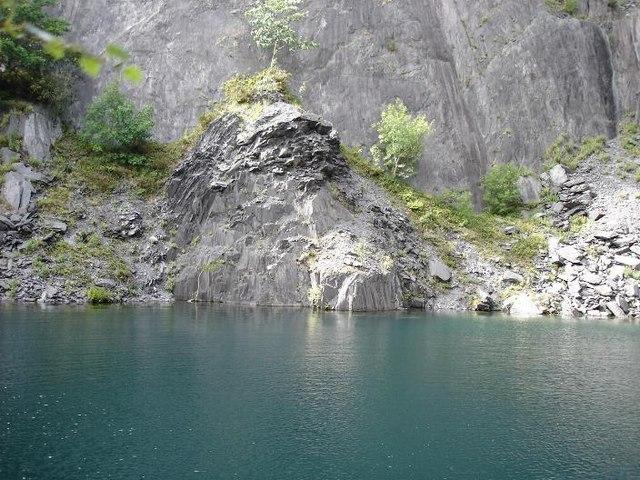 Vivian quarry