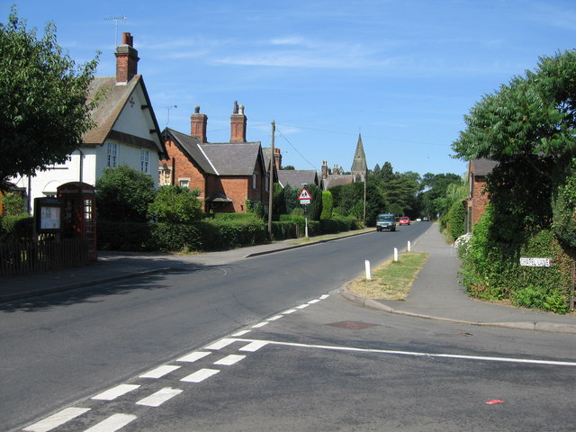 Rangemore, Staffordshire.