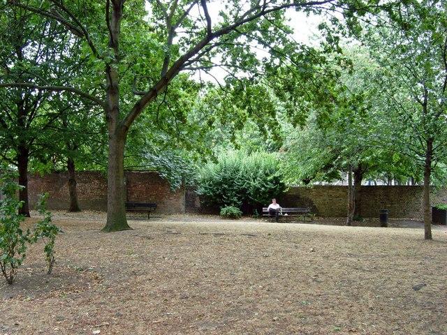 Joseph Grimaldi Park, Pentonville