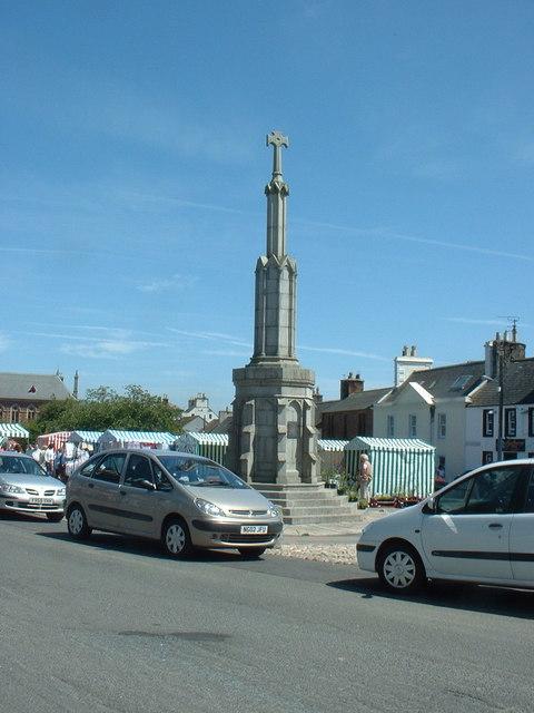 Wigtown Market Cross
