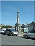 NX4355 : Wigtown Market Cross by David Medcalf