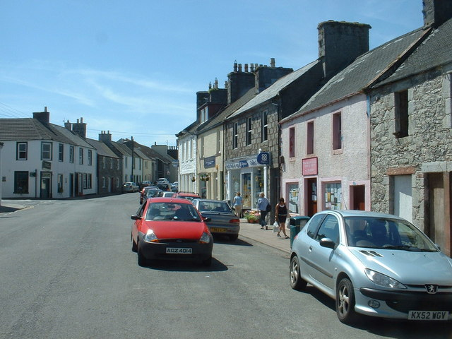 Wigtown Market Square