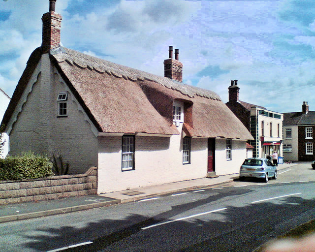 Thatched Cottage in The Square, North Thoresby