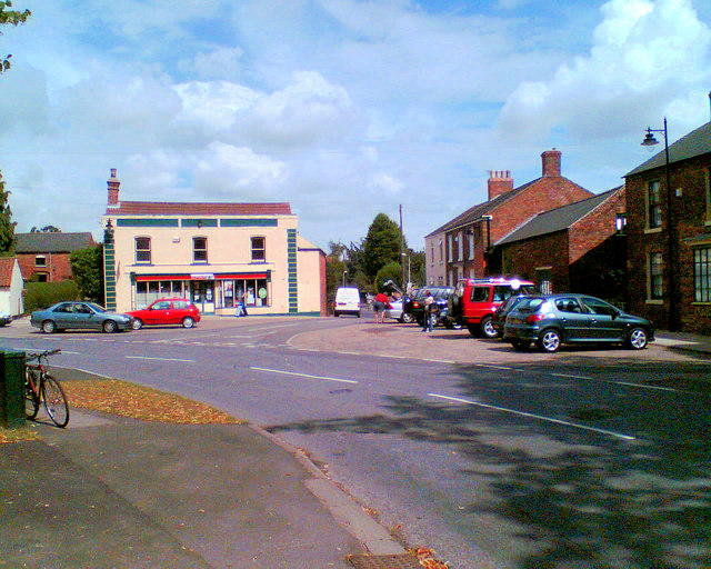 The Square, North Thoresby