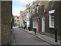 TQ2885 : Dartmouth Park: Little Green Street, NW5 by Nigel Cox