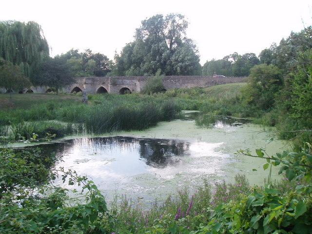 Turvey Bridge