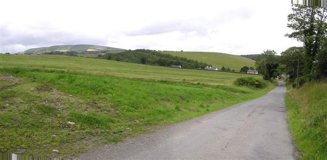 Road at Treansallagh