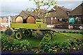 NJ2744 : 1992 casks on the cart at Macallan. by Des Colhoun