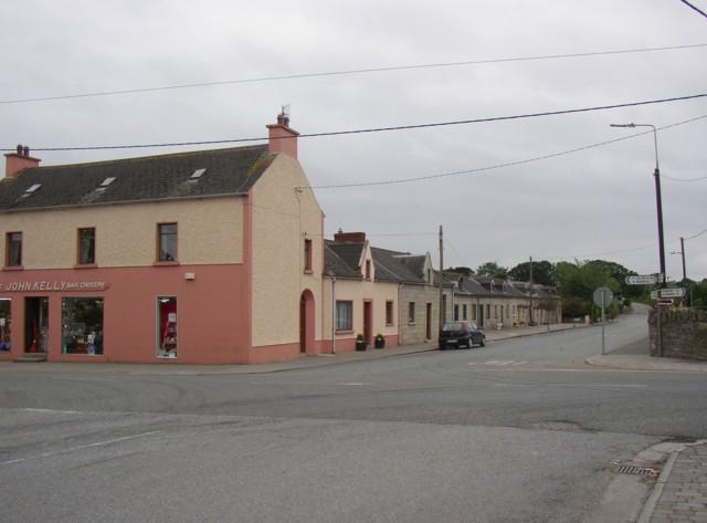 Cottages at Goresbridge, Co.Kilkenny