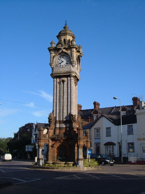 Clock Tower, Exeter
