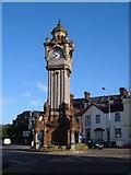 SX9193 : Clock Tower, Exeter by Derek Harper